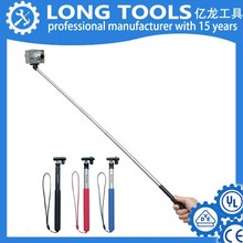 factory promotional smartphone monopod selfie stick easy handheld