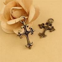 A1048 wholesale Vintage accessories South Korea act cross