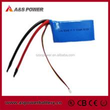 High Discharge Current 45C Polymer Battery 12V 1500mAh 553496