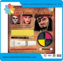 Neon face paint wholesale,snazaroo face paint