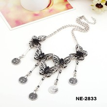 Latest design hot fashion jewelry pictures of fashion necklaces