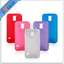 Hot selling phone case TPU cell case for samsung galaxy note