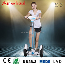 Airwheel self balancing electric motorcycle