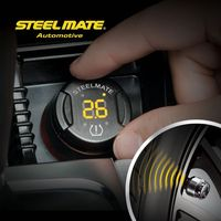 Hot sell steelmate TP-70 B wireless DIY tpms smartphone tpms,tire repair tool, Air filled tires