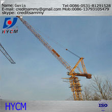 30m Free standing height mobile telescopic crane