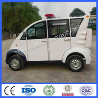 2015 very cheap cars from china electrical vehicle 5 seats closed iron shell cruiser car