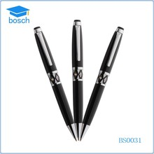 2015 factory supply metal twist action ball pen for hotel