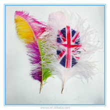 wholesale high quality ostrich feathers for Event decor