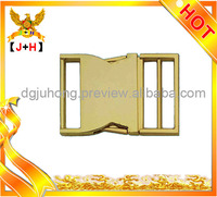 40mm zinc alloy side release metal buckle for bags and backpack