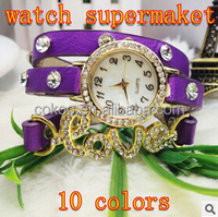 Fancy Diamond Lady Watches For Wholesale