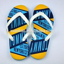 2015 fashion wholesale beach flip-flops man flip-flops