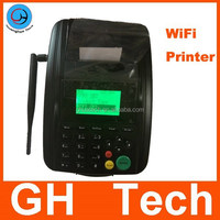 GH GP400 wireless WIfi printer with lcd screen support multi-languages online order wifi printing