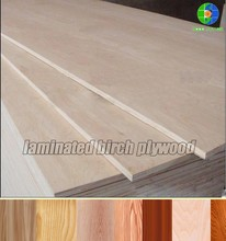 2015 hot sale china factory best price 6mm 9mm 12mm 16mm 18mm cabinet grade laminated birch plywood