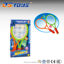 Custom 13.5 cm plastic mini toy tennis rackets brand