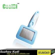 soft slicker brush/small slicker for cat BSAK069