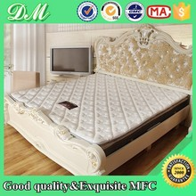 Pillow top knitted fabric luxury pocket spring comfort mattress