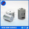 China manufacturer high quality nature color motor parts