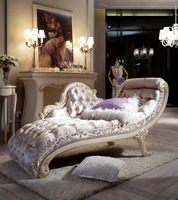 classic italian style hotel room chaise /home chaise lounge /floor chaise lounge
