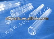 Transparent Quartz Glass Tubes For Heater Using