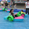 Parenting water game adult paddle boat