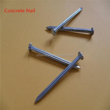 hardened steel concrete nails/types of concrete nails CN-131D