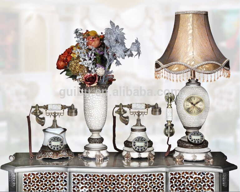European style home decoration items china home decor for Cheap decorative items