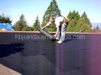 Trade assurance defense against moisture low slope asphalt roof underlayment