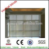 Sunscreen Fabric Vertical blinds