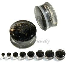 12mm Ear Plug Body Jewelry Tunnel Plugs Acrylic Stretcher Piercing