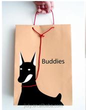 ingenious paper craft pringting shopping bag