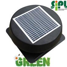 12 inch solar dc exhaust fan