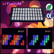 RGBW dmx wall washer led stage light