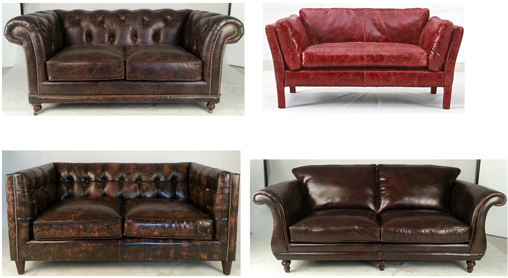 Gentil Vintage Sofa