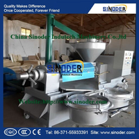 supply edible oil manufacturing machine vegetable soya and coffee bean oil machine cooking oil refinery process machine