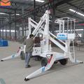 10m mobile haute chariot élévateur
