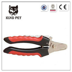 china wholesale pet grooming products pet nail trimmer clipper