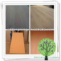 Lower Price Oak Faced Plywood