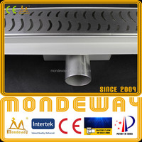 Sanitary Ware High Quality For Stainless Steel 316 Channel Drains