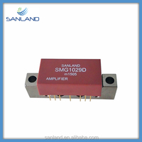 Free Samples 2015 New 1GHz 29dB Gain GaAs CATV Power Amplifier Module IC