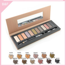 branded eyeshadow makeup palettes mixing make up