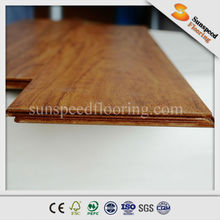 HDF 8mm 12mm high density gloss laminate flooring for home decoration