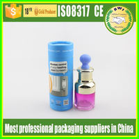 fashion round paper box for paper tube for chicken broth cardboard containers