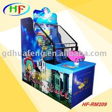 kids coin operated shooting game machine/Magic Ball HF-RM203