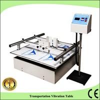 Long distance transport vibration resistance destructive tester