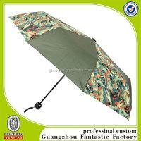 Small quantity 2014 inventions manual fold umbrella