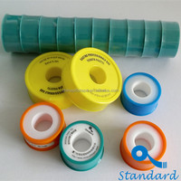 High quality 12mm, 19mm Teflon tape, PTFE THREAD SEAL TAPE ,water /oil /gas tape