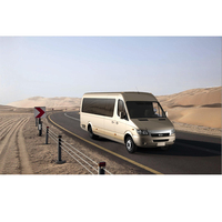 China Long River electric automatic MPV / passenger van car, better choice than Astro van & Toyota Hiace van; with 8 + seats