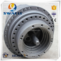 OEM New Swafly China Supply Excavator Parts PC350-8 Excavator Final Drive Reducer , Travel Gear Box , Travel Motor Reducer