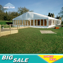 50x50m Large United Arab Emirates event party wedding tent with aluminum frame hot sale