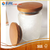 Pine Wooden lids match candle jars in store